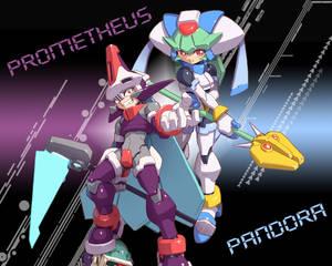 Pandora and Prometheus