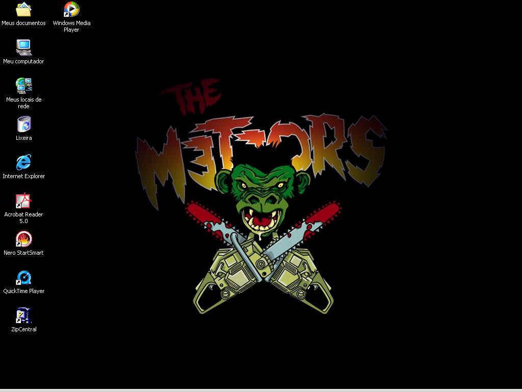The Meteors by OderusUrungus