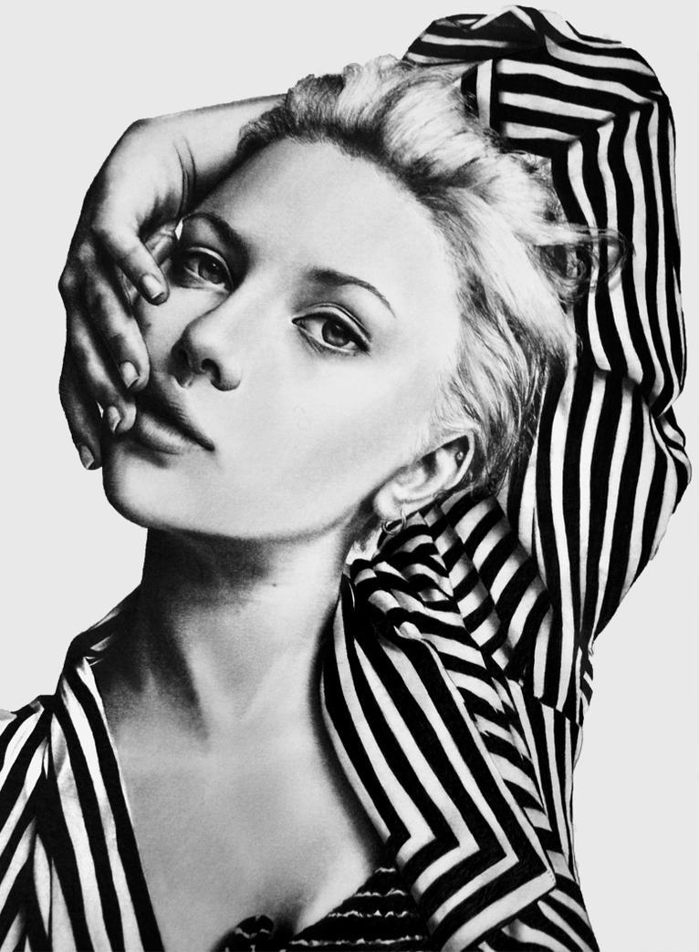 Scarlett Johansson by jessie145