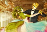 Waltz by AlessaSuicidedreamer