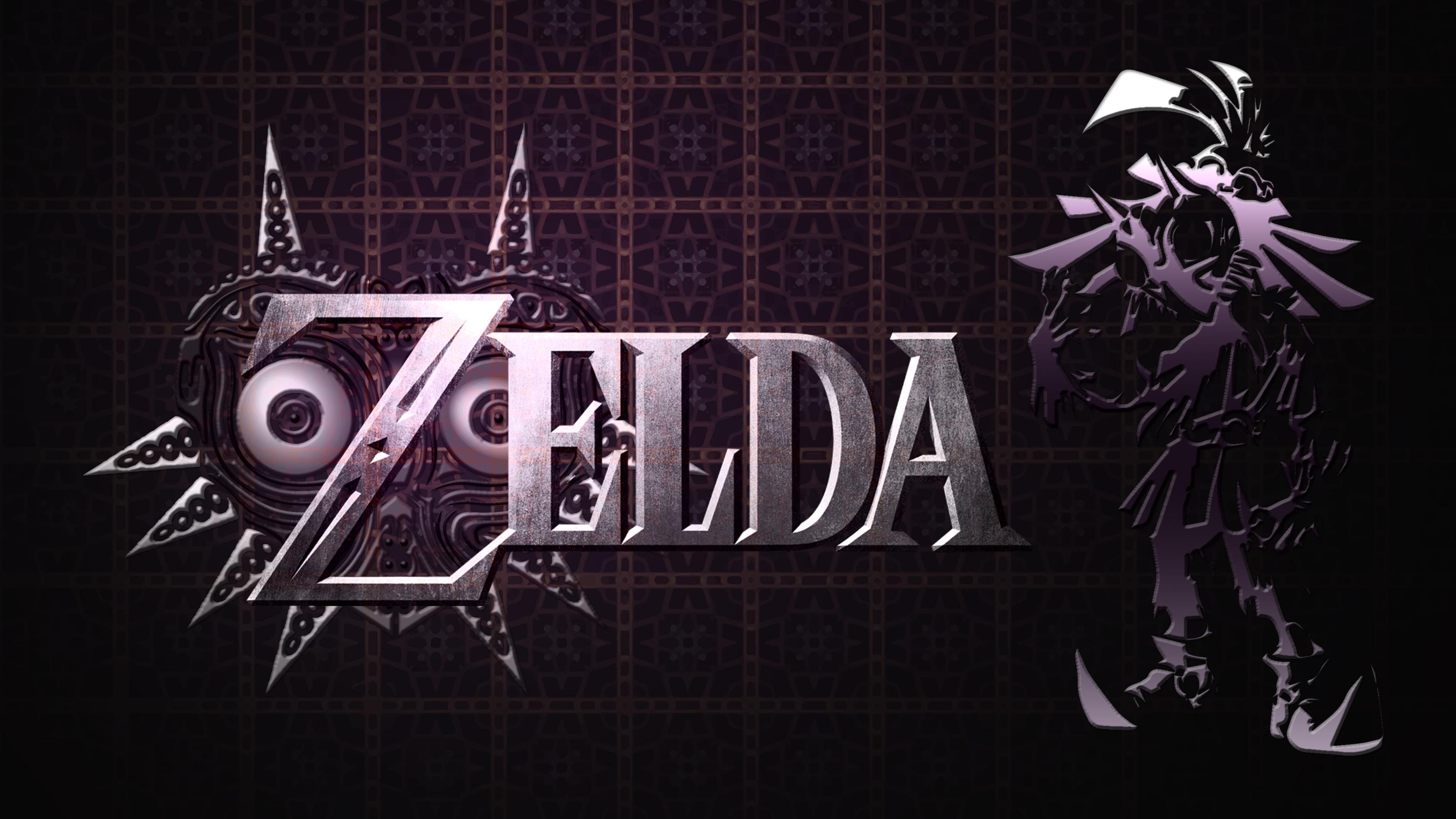 The Legend Of Zelda Majora S Mask 3ds Wallpaper By Stevenstone89