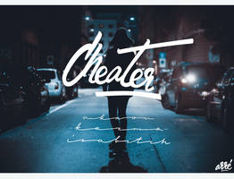 Cheater by BeAino
