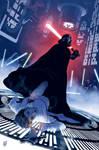 Darth Vader vs the Jedi Poster