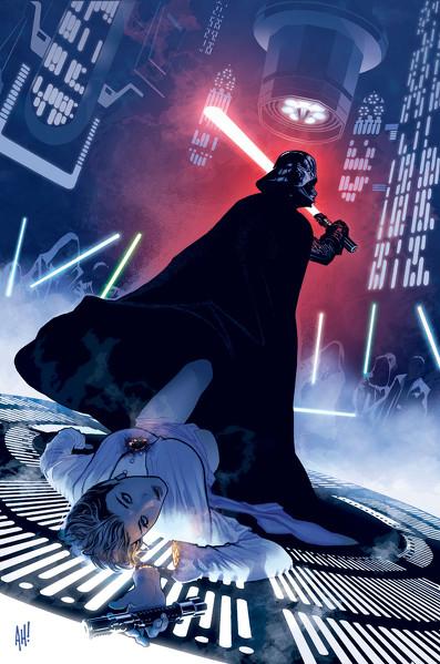 Darth Vader vs the Jedi Poster by DryBowzillaJP