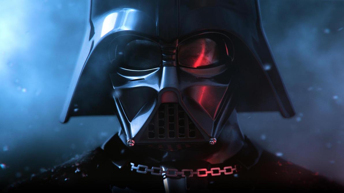 Darth Vader's Helmet Poster by DryBowzillaJP
