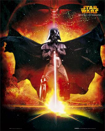 Darth Vader Poster by DryBowzillaJP