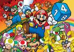 Mario Party Advance Wallpaper