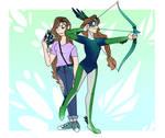 Hummingbird (commission)