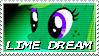 Lime Dream Stamp by NovellaMLP