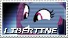 Libertine Stamp by NovellaMLP