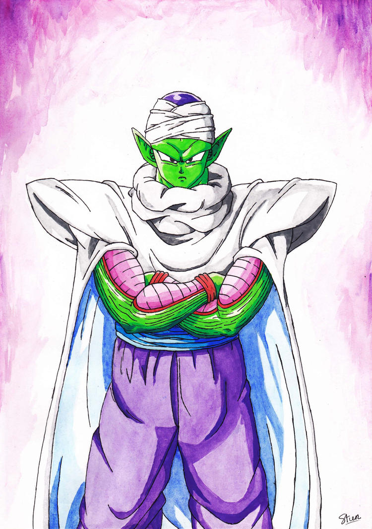 Piccolo DBZ by InlineSpeedSkater