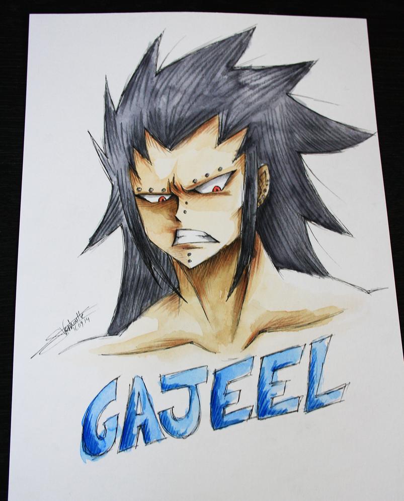 Gajeel Redfox by InlineSpeedSkater