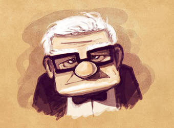Day 6: An old person