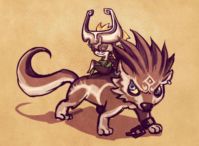 Day 9: An animal by keeru