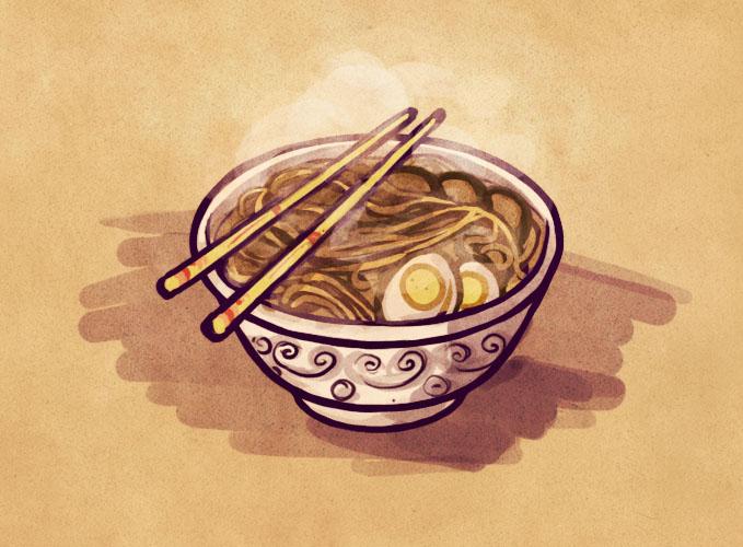 Day 10: A food/fruit/vegetable by keeru