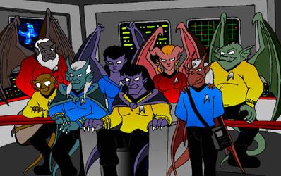 Garg-Trek by Galax