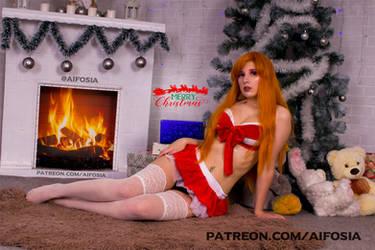 Sexy Christmas Santa by Aifosia