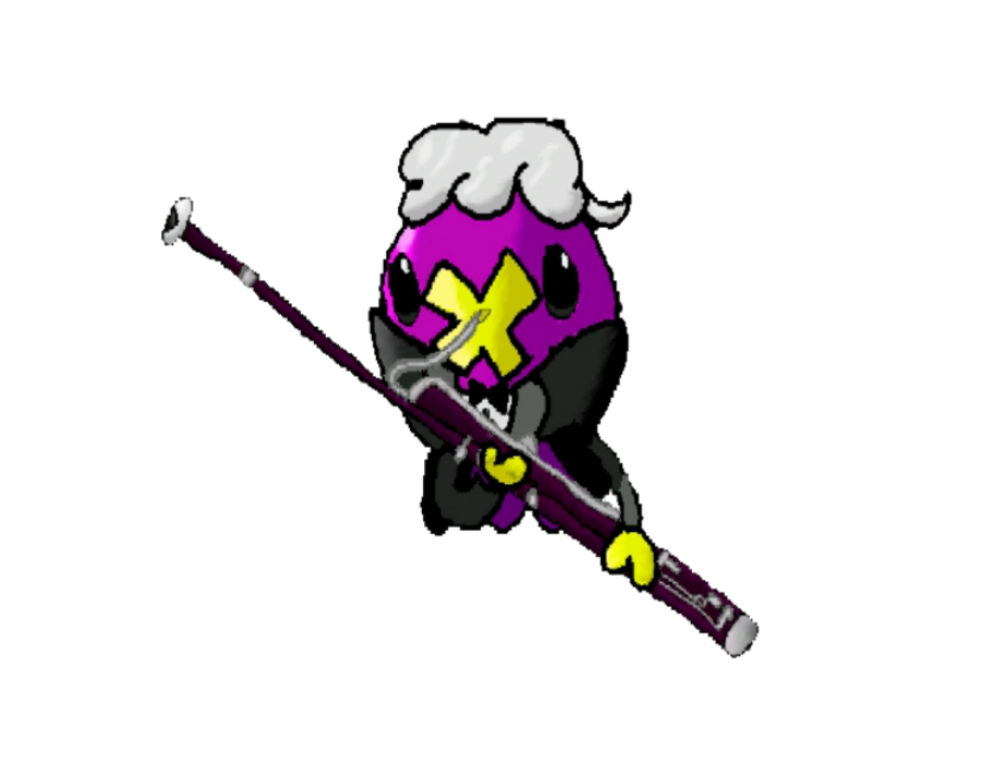 Drifloon on Bassoon by 13lackout