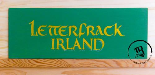 No 12 - Ireland by SolvayDrake