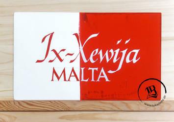 No 21 - Malta by SolvayDrake