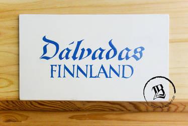 No 9 - Finland by SolvayDrake