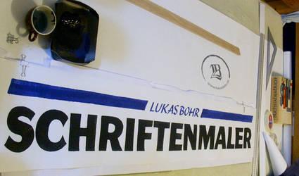 Handmade Banner by SolvayDrake