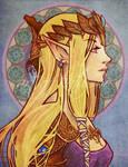 Anime Nouveau - Zelda