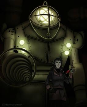 Bioshock Asami
