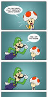 Who's Got the 'Stache? by EarthGwee