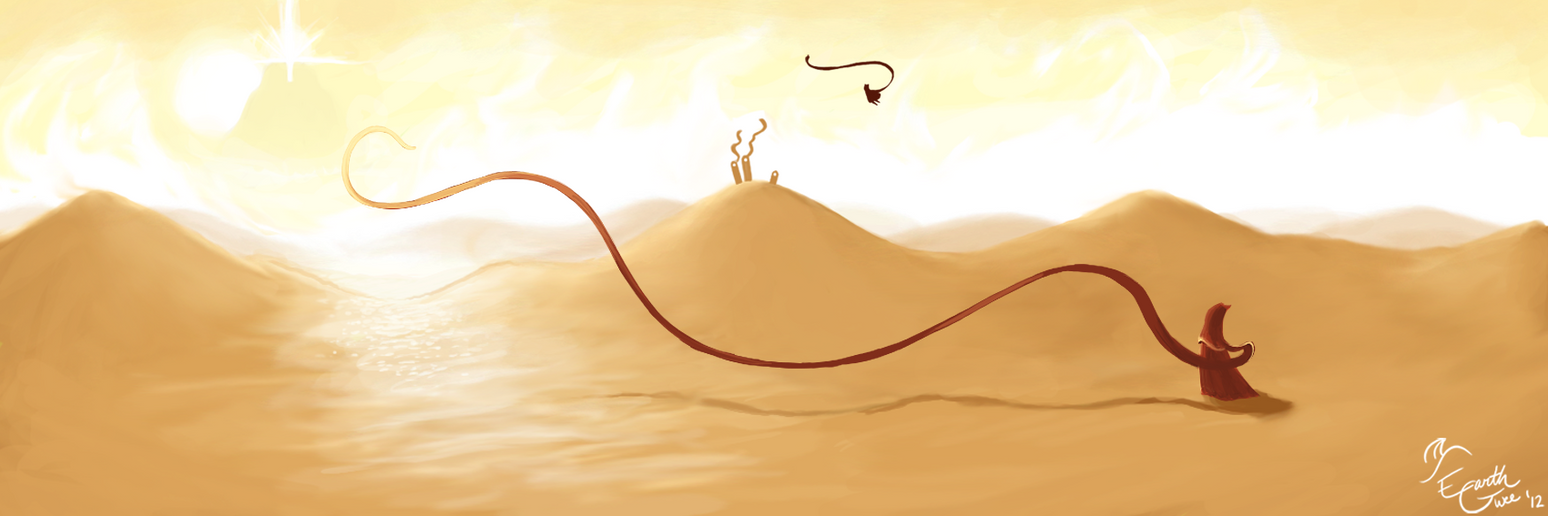 Journey by EarthGwee