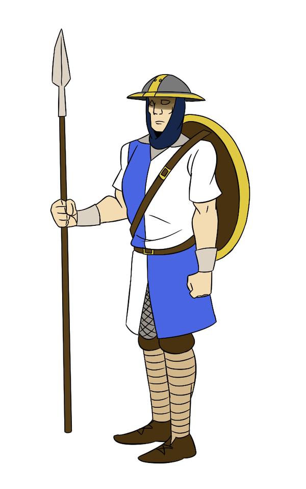 Commission Spearman By Earthgwee On Deviantart