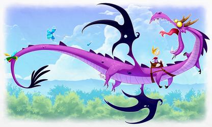 Ride That Dragon!