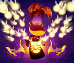 Rayman's Inner Light (2019 remake) by EarthGwee