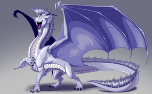 Parry the Silver Dragon