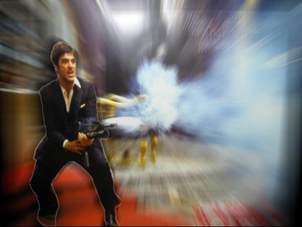 Scarface Wallpaper by goonies on DeviantArt