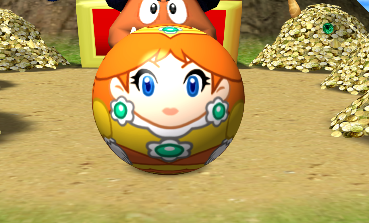Bowlo Princess Daisy (Updated)
