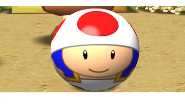 Bowlo Toad