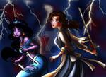 Disney Princess Threathened III