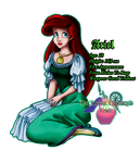 The Little Crooked Tale Ariel Profile