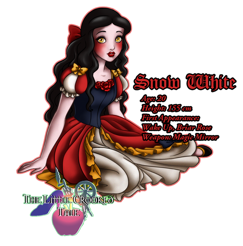 The Little Crooked Tale Snow White Profile