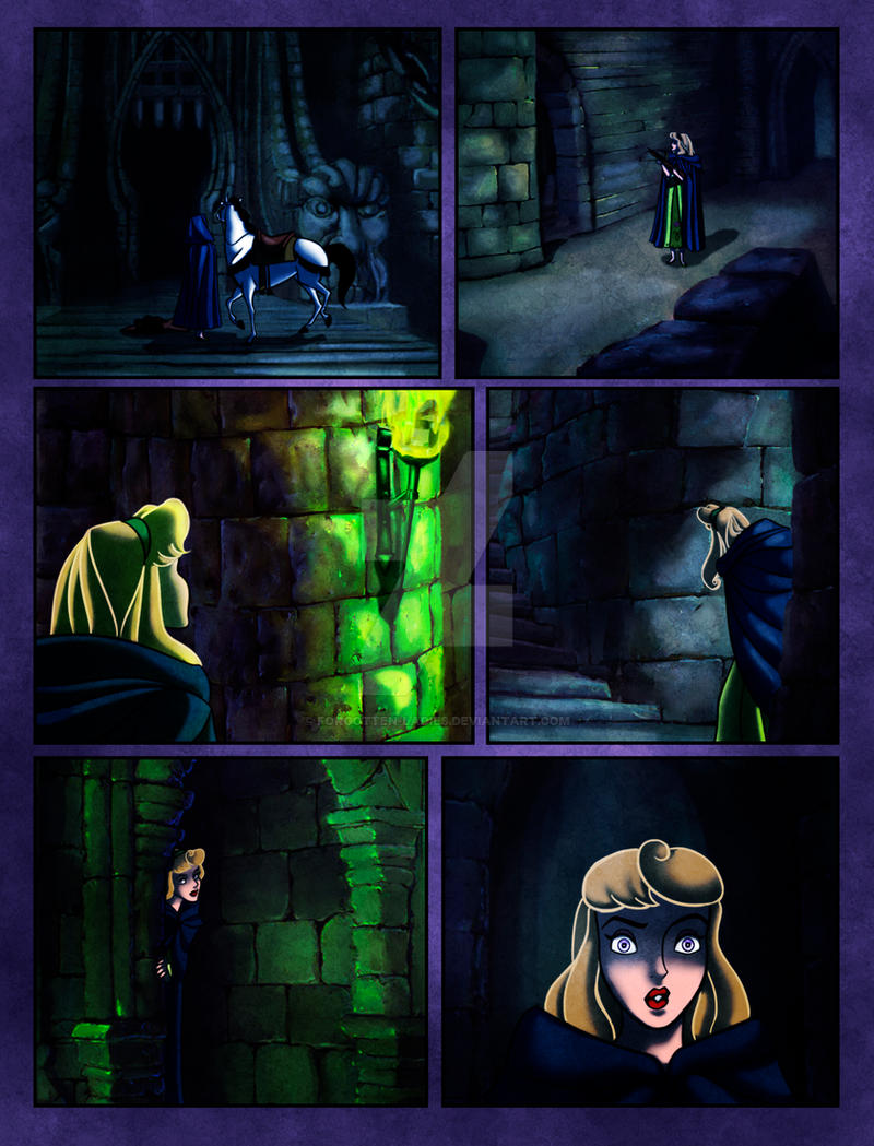 The Little Crooked Tale Chapter XV Preview by forgotten-ladies