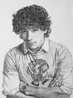 Nick Jonas by MeikeZane