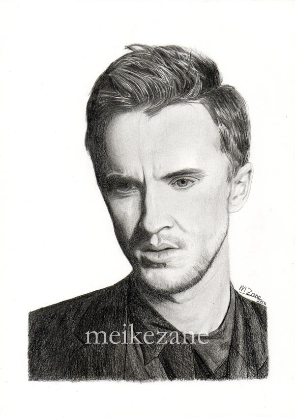 Tom Felton by MeikeZane
