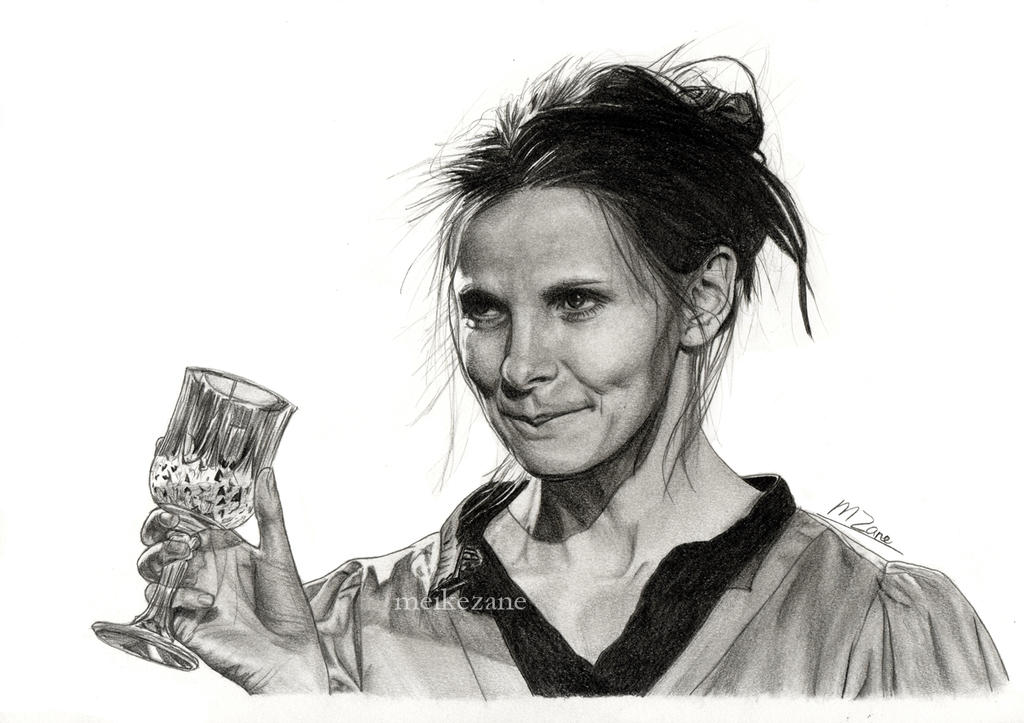 Louise 'Loo' Brealey by MeikeZane