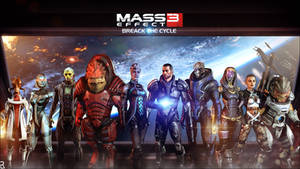 Mass Effect - Break The Cycle