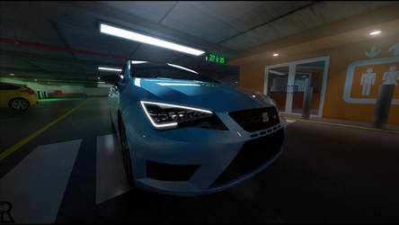 SEAT Leon Cupra - An eye for an eye..