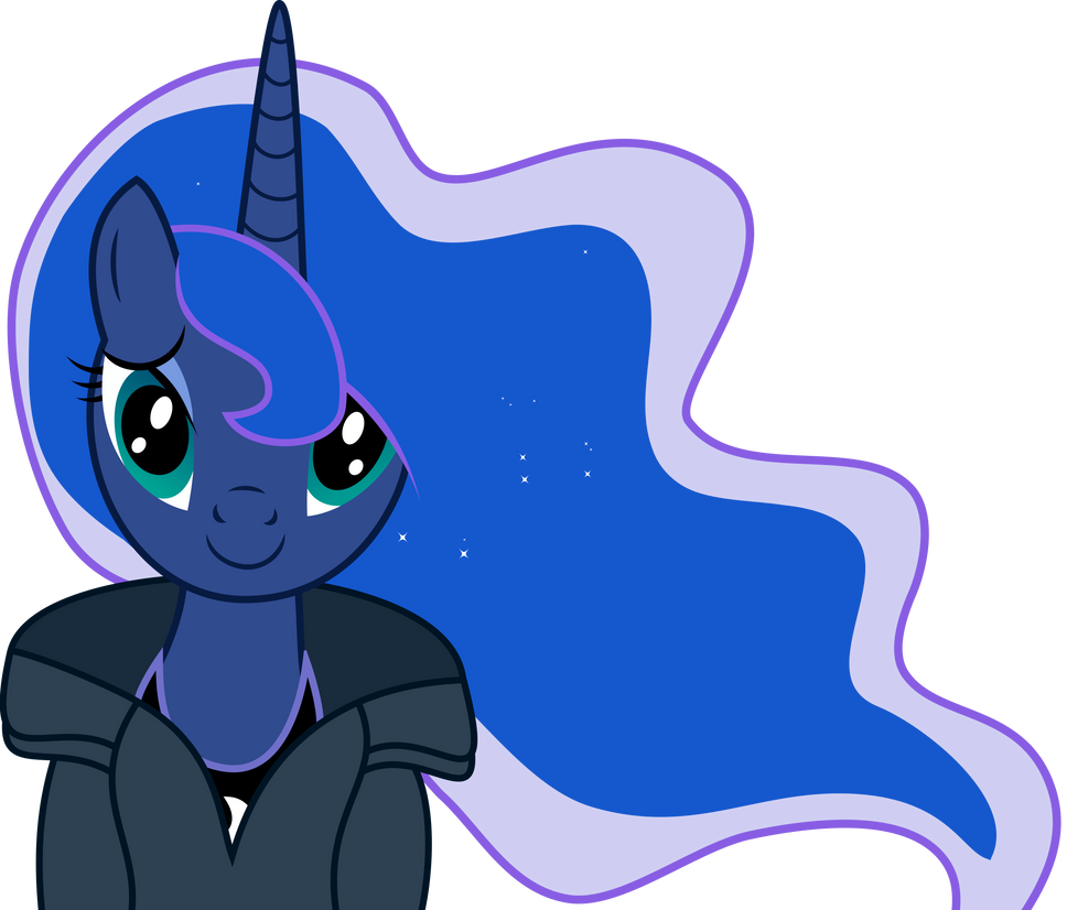 Luna with Hoodie by MacTavish1996 by MacTavish1996