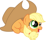 You're too small for this hat, AJ! by MacTavish1996
