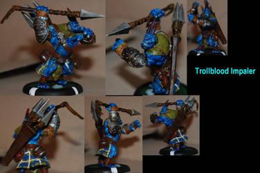 Trollblood Impaler by Czethros