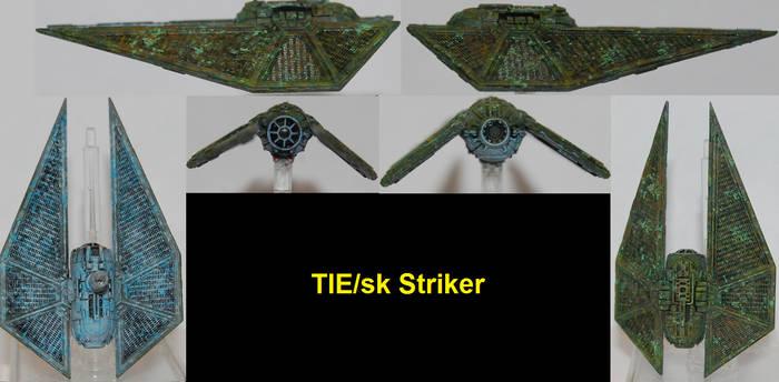 TIE/sk Striker 1